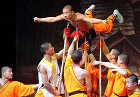 shaolin_monks increadible feats can be attributed to hard work.